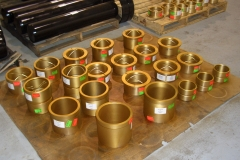 Excavator Bushings